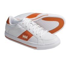Helly Hansen Oceanic Low Shoes (For Men) in White/Orange - Closeouts