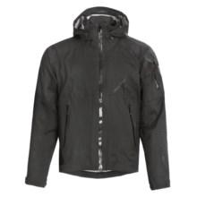 Helly Hansen Odin 3L Mountain Jacket - Waterproof (For Men) in Ebony - Closeouts