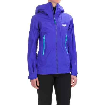 Helly Hansen Odin Enroute Shell Jacket - Waterproof (For Women) in Sky High - Closeouts