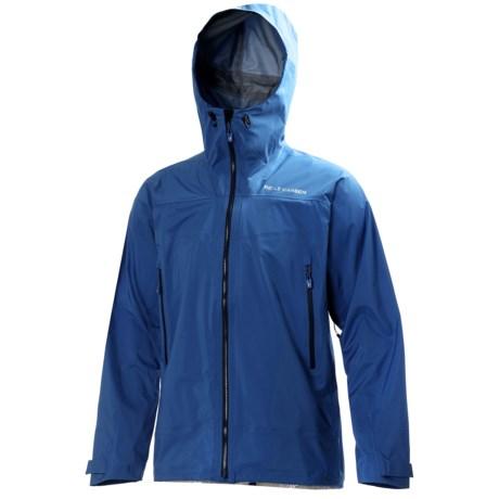 photo: Helly Hansen Odin Guiding Light Jacket waterproof jacket