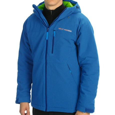 photo: Helly Hansen Men's Odin Insulated Softshell