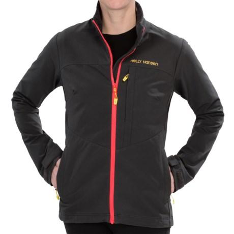 photo: Helly Hansen Women's Odin Rapide Softshell soft shell jacket