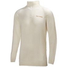 Helly Hansen Odin Series Sweater - Merino Wool (For Men) in White - Closeouts