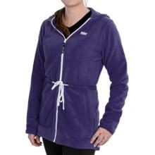 Helly Hansen Odin Sweatshirt - Fleece (For Women) in Nordic Purple - Closeouts