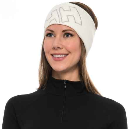 Helly Hansen Outline Headband (For Men and Women) in White - Closeouts