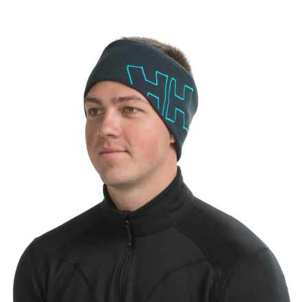 Helly Hansen Outline Knit Headband (For Men and Women) in Evening Blue - Closeouts