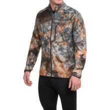 Helly Hansen Pace Norviz Jacket (For Men) in Rusty Fire - Closeouts