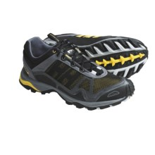 Helly Hansen Pace Trail Shoes (For Men) in Ebony/Black - Closeouts