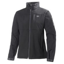 Helly Hansen Paramount Soft Shell Jacket (For Women) in Black - Closeouts