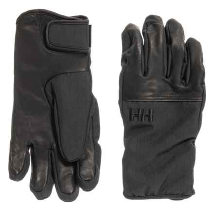 Helly Hansen Quest Helly Tech® Gloves - Waterproof, Insulated (For Women) in Black - Closeouts