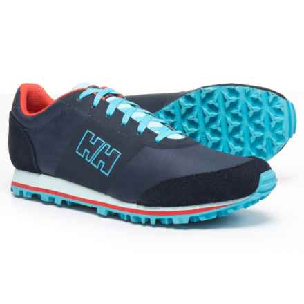 Helly Hansen Raeburn B&B Sneakers (For Women) in Night Blue - Closeouts