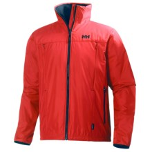 Helly Hansen Regulate Jacket - PrimaLoft® Black Eco Insulation (For Men) in Alert Red - Closeouts