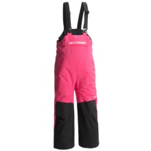 Helly Hansen Rider Bib Pants - Waterproof, Insulated (For Kids and Youth) in Magenta - Closeouts