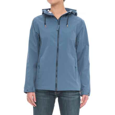 Helly Hansen Rigging Rain Jacket - Waterproof (For Women) in Marine Blue - Closeouts