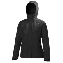 Helly Hansen Robson Jacket - Waterproof (For Women) in Black - Closeouts