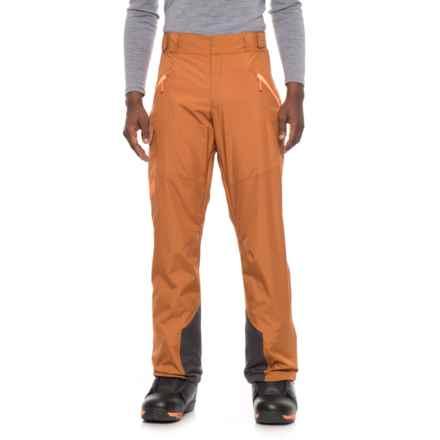 Helly Hansen Selkirk Pants - Waterproof, RECCO® (For Men) in Cinnamon - Closeouts