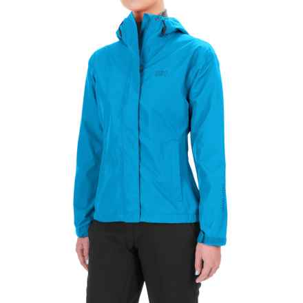 Helly Hansen Seven J Jacket - Waterproof (For Women) in Winter Aqua - Closeouts