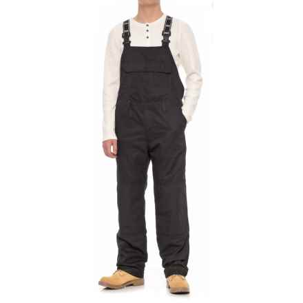 Helly Hansen Sheffield Bib Pants (For Men) in Black - Closeouts
