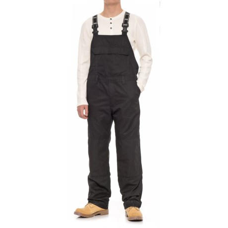 Helly Hansen Sheffield Bib Pants (For Men) in Black