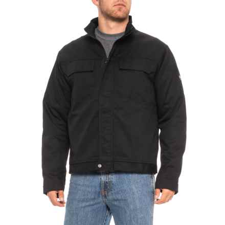 f2ce3622032 Helly Hansen Sheffield Tradesman Work Jacket (For Men) in Black - Closeouts