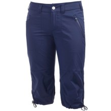 Helly Hansen Skagen 3/4-Length Pants (For Women) in Evening Blue - Closeouts