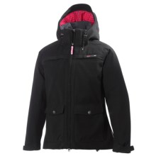 Helly Hansen Spitsbergen Jacket - Waterproof, Insulated (For Women) in Black - Closeouts