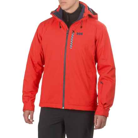 Helly Hansen Swift 3 Jacket - Waterproof, Insulated (For Men) in Alert Red - Closeouts