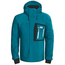 Helly Hansen Swift Jacket - Waterproof, Insulated (For Men) in Arctic - Closeouts