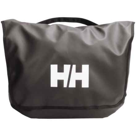 Helly Hansen Travel Messenger Bag in Black - Closeouts