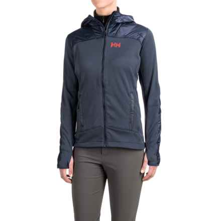 Helly Hansen Ullr PrimaLoft® Midlayer Jacket (For Women) in Evening Blue - Closeouts