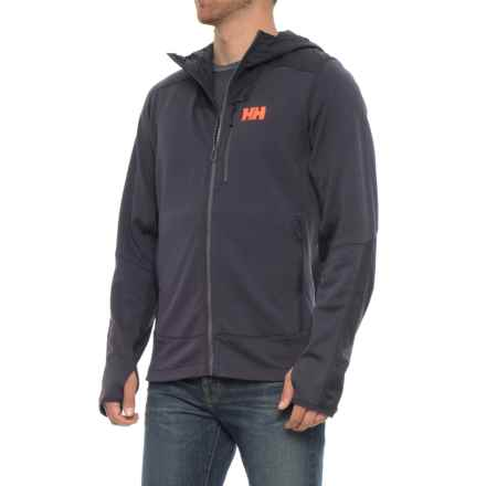 Helly Hansen Ullr PrimaLoft® Midlayer Jacket - Insulated (For Men) in Graphite Blue - Closeouts