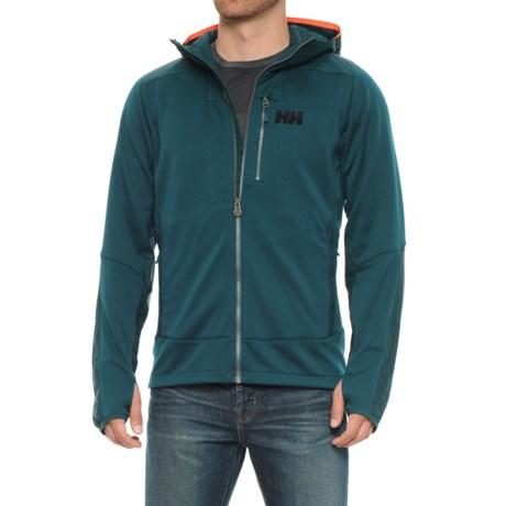 Helly Hansen Ullr PrimaLoft® Midlayer Jacket - Insulated (For Men) in Midnight Green