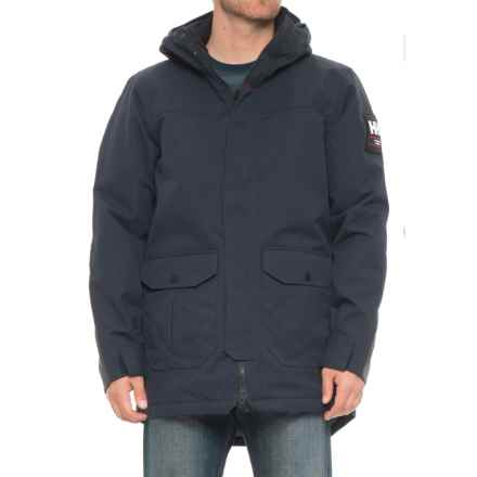 Helly Hansen Urban PrimaLoft® Parka - Waterproof, Insulated (For Men) in Navy - Closeouts