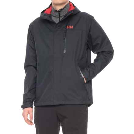 Helly Hansen Vancouver Jacket - Waterproof (For Men) in Navy - Closeouts
