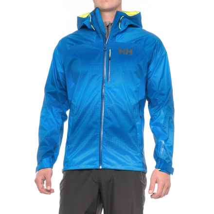 Helly Hansen Vanir Berg Jacket - Waterproof (For Men) in Olympian Blue - Closeouts