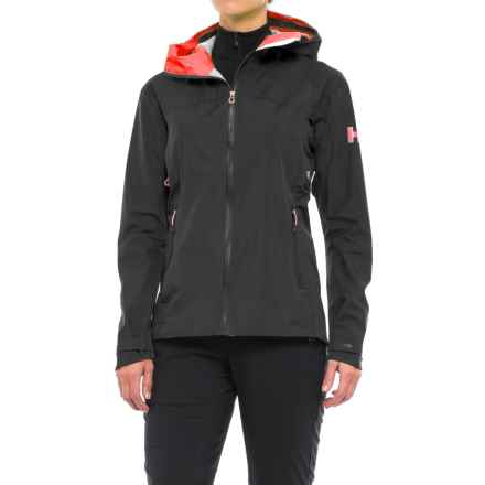 Helly Hansen Vanir Reisen Jacket - Waterproof (For Women) in Black - Closeouts