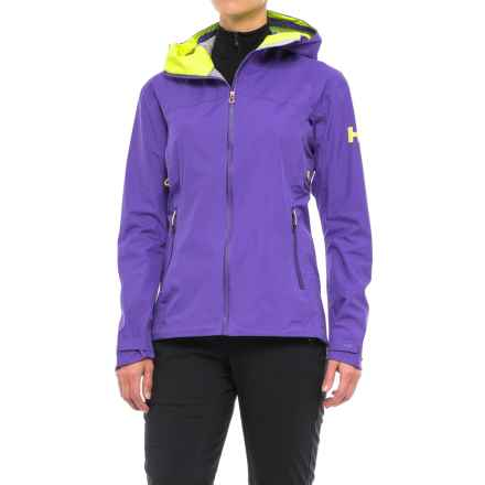 Helly Hansen Vanir Reisen Jacket - Waterproof (For Women) in Liberty - Closeouts