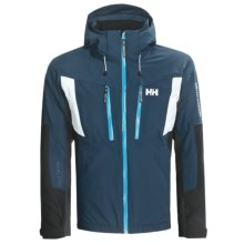 Helly Hansen Velocity Jacket - Waterproof, Insulated (For Men) in Arctic Navy - Closeouts