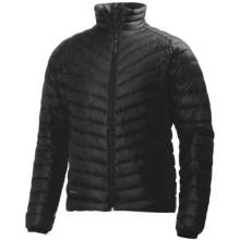 Helly Hansen Verglas Down Jacket - 700 Fill Power (For Men) in Black - Closeouts