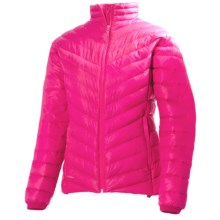 Helly Hansen Verglas Down Jacket - 700 Fill Power (For Women) in Magenta - Closeouts
