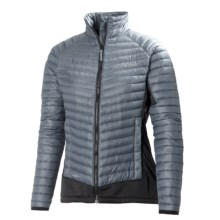 Helly Hansen Verglas Hybrid Insulator Jacket - 700 Fill Power (For Women) in Arctic Grey - Closeouts