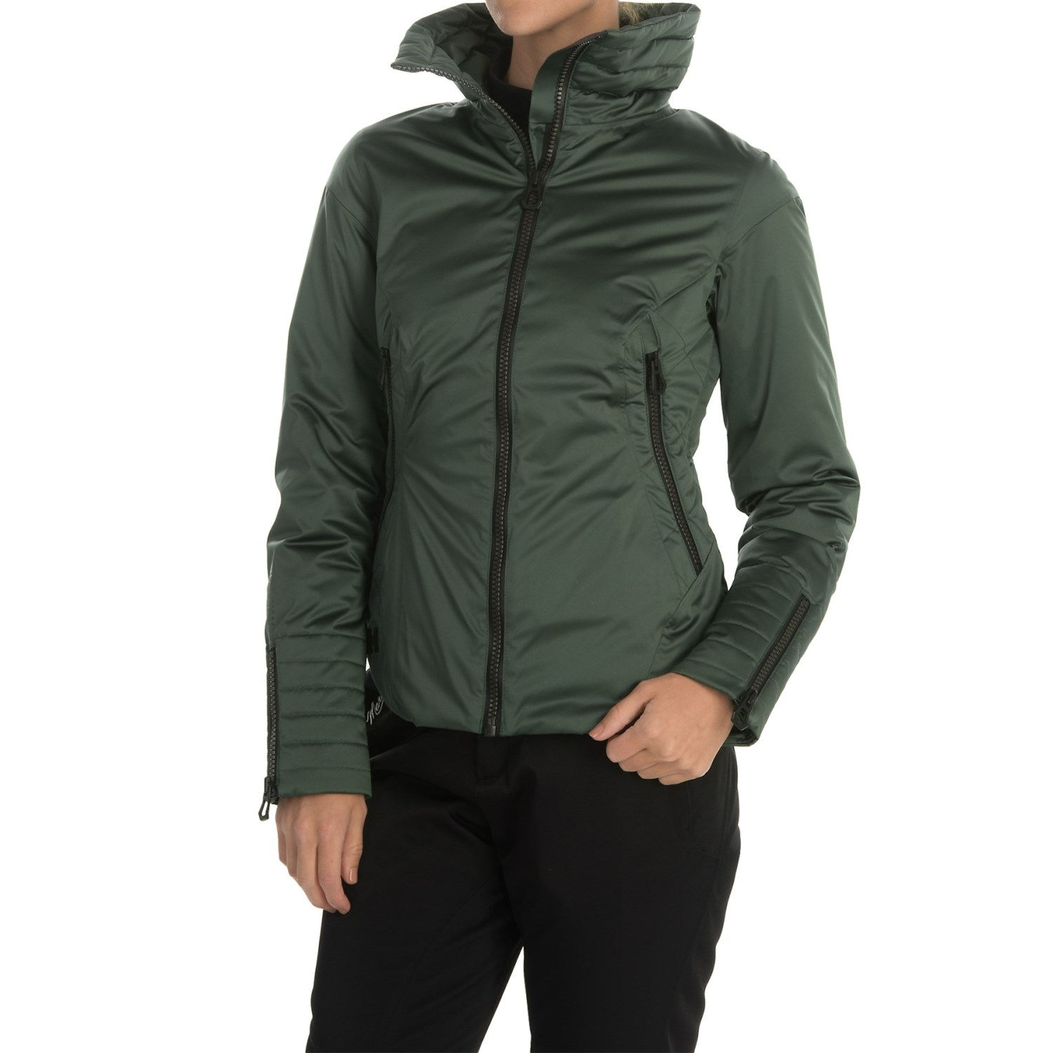 helly hansen victorious primaloft ski jacket for women save 80. Black Bedroom Furniture Sets. Home Design Ideas