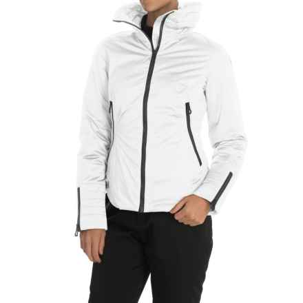 Helly Hansen Victorious PrimaLoft® Ski Jacket - Waterproof, Insulated, RECCO® (For Women) in White - Closeouts