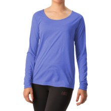 Helly Hansen VTR Core Shirt - UPF 40, Long Sleeve (For Women) in Glacial Purple - Closeouts