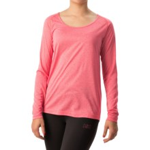 Helly Hansen VTR Core Shirt - UPF 40, Long Sleeve (For Women) in Pink Glow - Closeouts