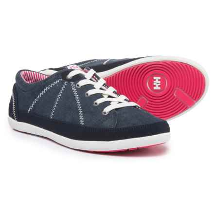 Helly Hansen W Latitude 92 Casual Sneakers (For Women) in Navy/Off - Closeouts