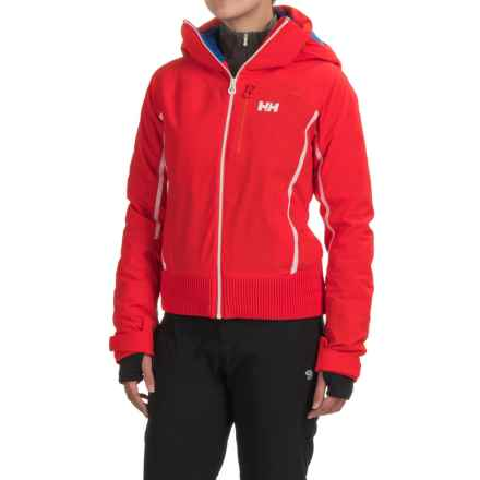 Helly Hansen Wildcat PrimaLoft® Jacket - Waterproof, Insulated (For Women) in Melt Down - Closeouts