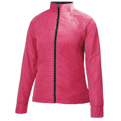 Helly Hansen Windfoil Jacket - UPF 30+ (For Women) in Begonia
