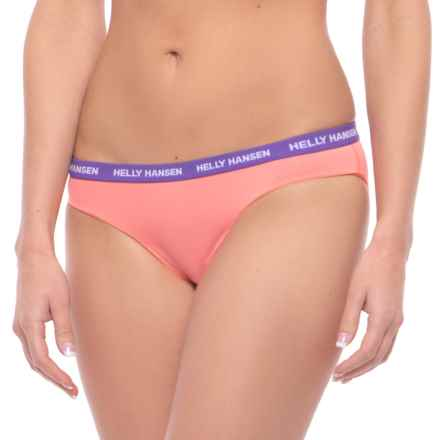 Helly Hansen X-Cool® Panties - Bikini Briefs (For Women) in Shell Pink - Closeouts