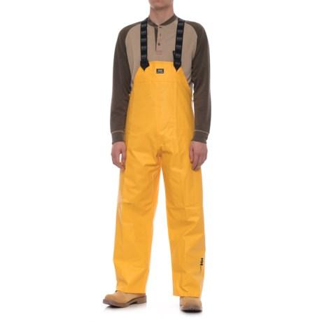 Helly Hansen Yarmouth PVC Work Pants - Waterproof (For Men) in Yellow